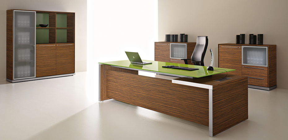 Las Mobili design office furniture for elegant hospitality offices